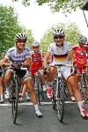 Frauenrennen Start Vos Brennauer 1